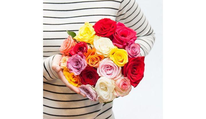 母の日にバラが届くクラウドファンディング WORLD ROSE