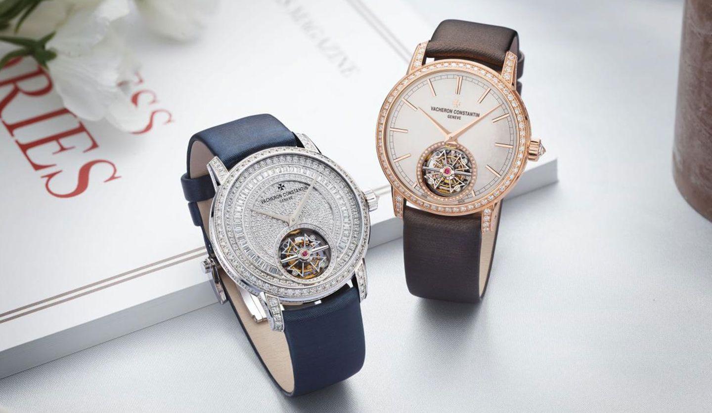 ヴァシュロン・コンスタンタンの新作腕時計『トラディショナル・トゥールビヨン』『トラディショナル・トゥールビヨン・ジュエリー』