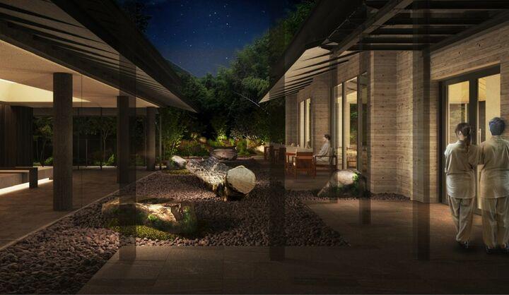 UDSが、温泉宿「SOKI ATAMI」(そき あたみ)を2020年11月1日(日)に開業。すでに宿泊予約を受付中