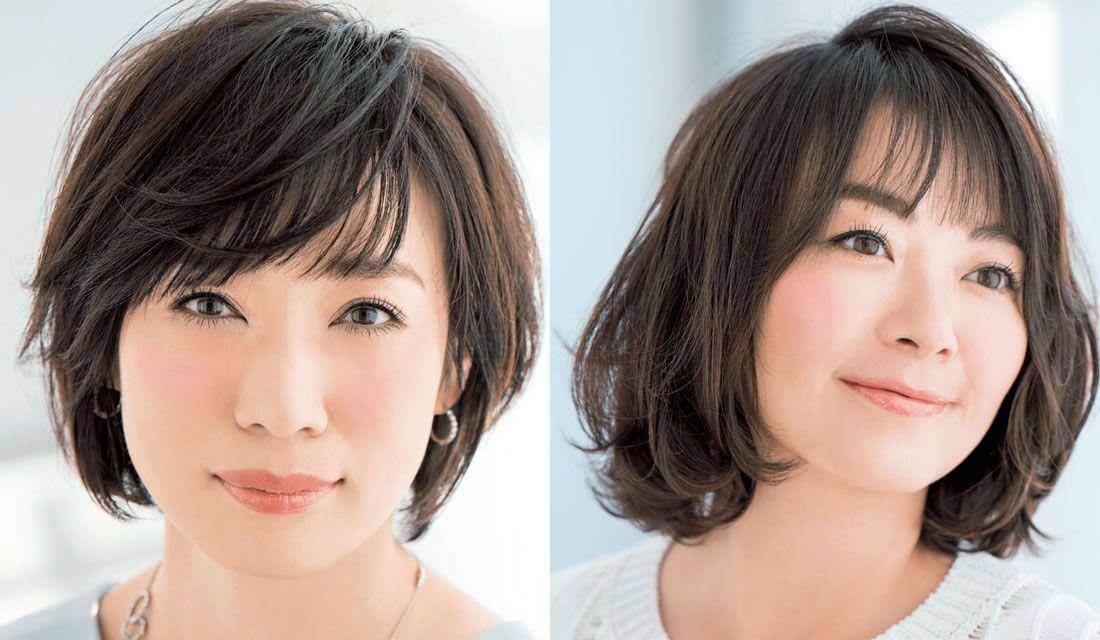 前髪の作り方・アレンジ方法など、大人の女性におすすめの前髪まとめ