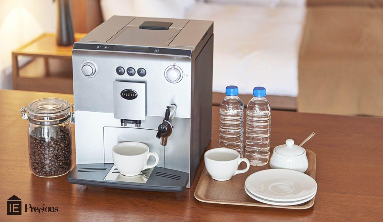 PASSIONEの「全自動コーヒーメーカー MASTERMIND550」