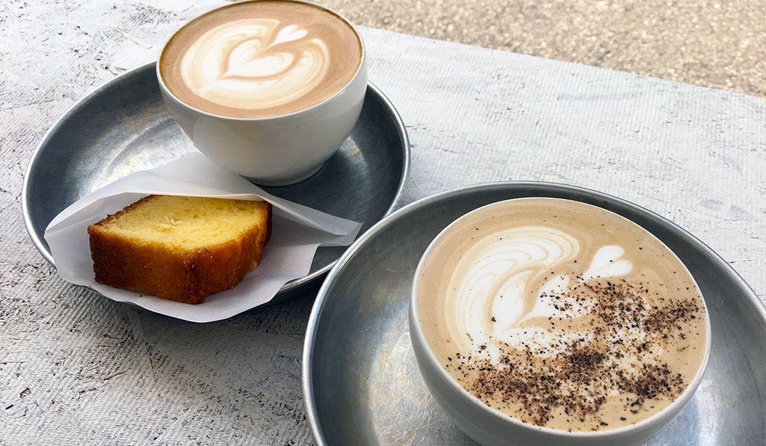 京都発のコーヒーショップ「walden woods kyoto(ウォールデン ウッズ キョウト)」の自家焙煎コーヒーとチャイ
