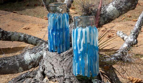 花瓶やグラスなど…マルニからクリスマス・ガラスコレクションが登場
