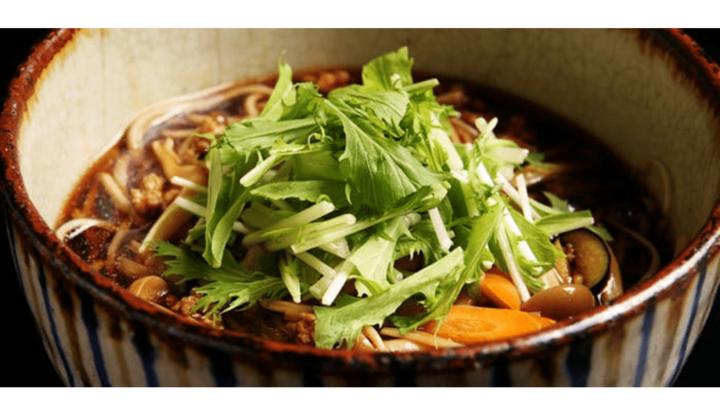 日本ばし やぶ久の蕎麦
