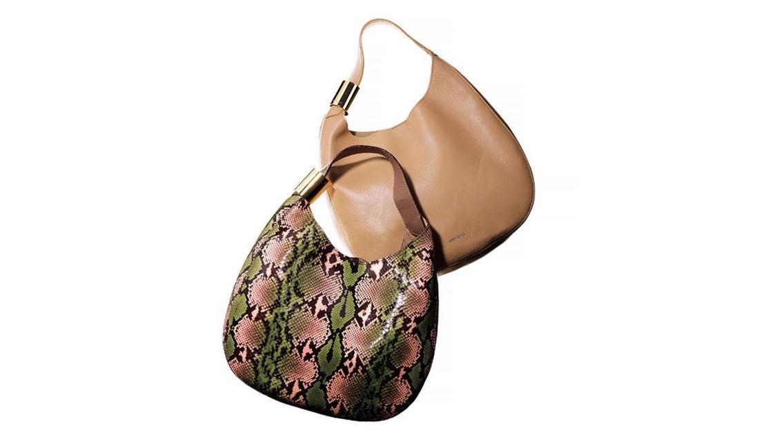JIMMY CHOOのバッグ「スティーヴィー」