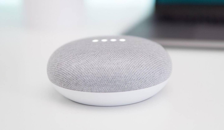 AIスピーカー Google Home mini