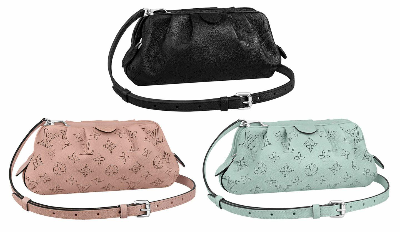 ルイ・ヴィトンの新作バッグ「スカラ・ミニ」