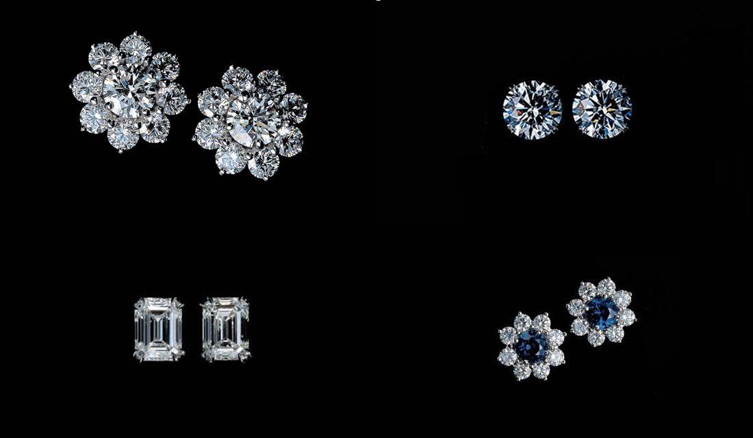 ハリー・ウィンストン(Harry Winston)ピアス5選|人気の「サンフラワー」など、ダイヤモンドのピアスを厳選