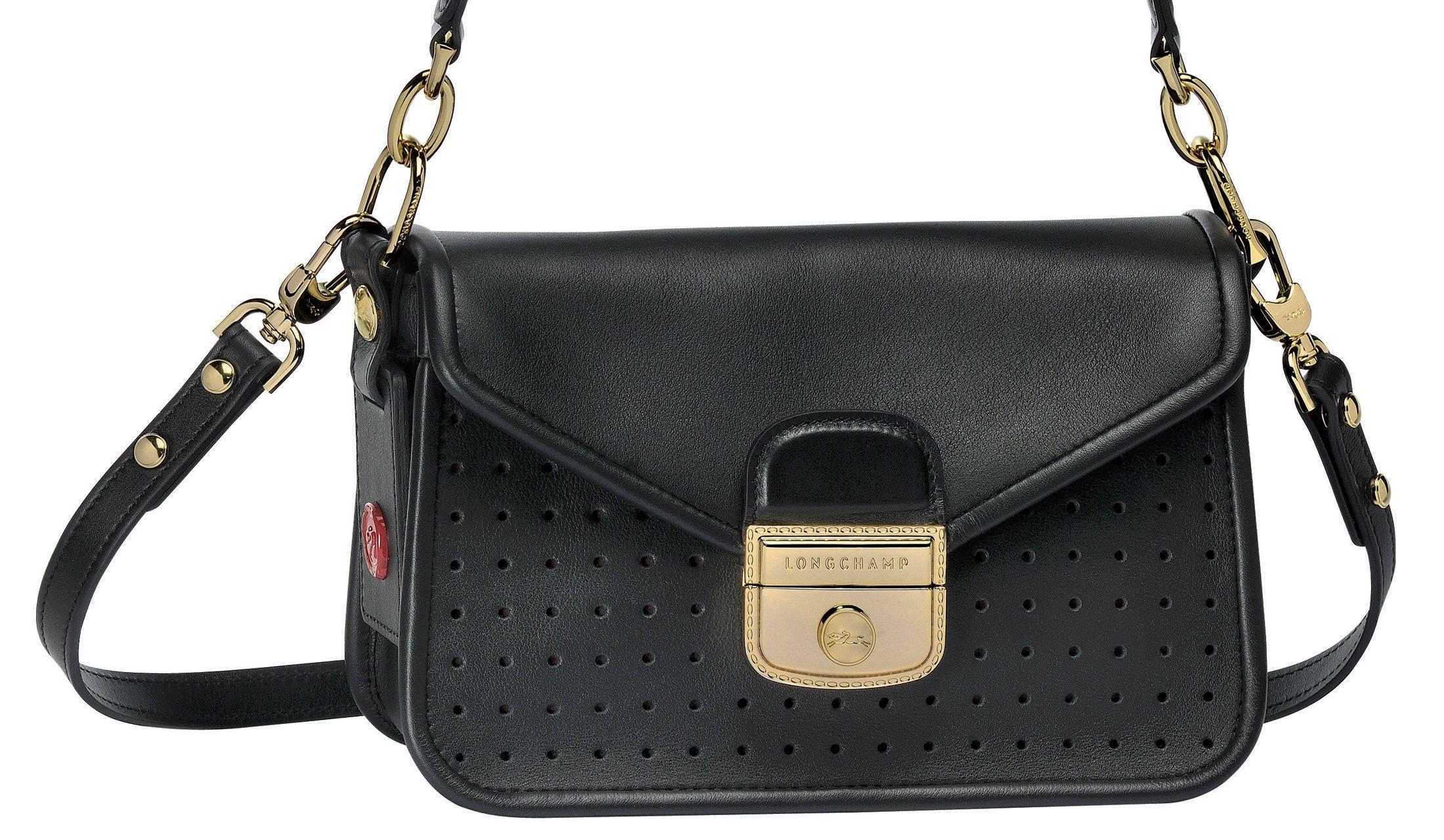 9月29日(金)、ロンシャン ラ メゾン 表参道がオープン。先行発売されるバッグ「マドモワゼル ロンシャン」XSサイズ