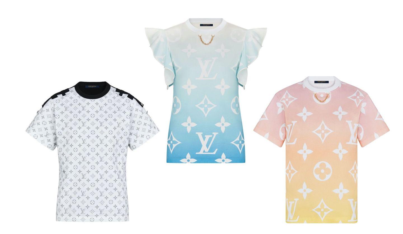 ルイ・ヴィトンのTシャツ