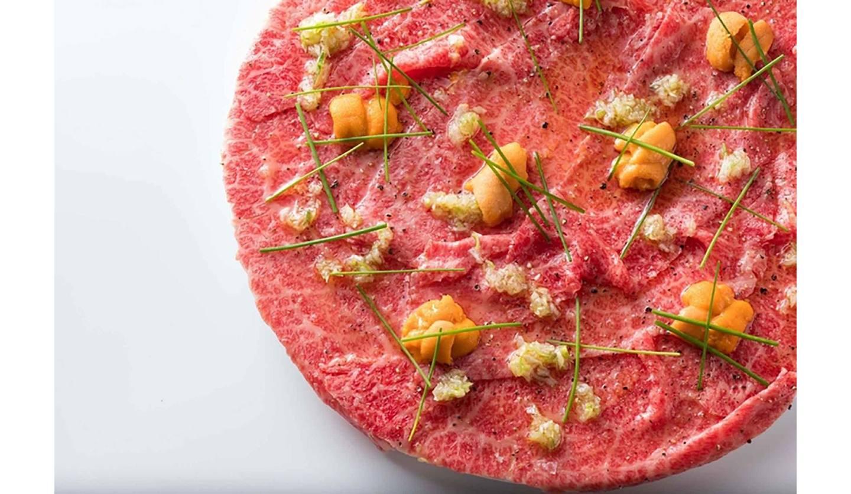 焼肉 USHIDOKI TOKYOの肉