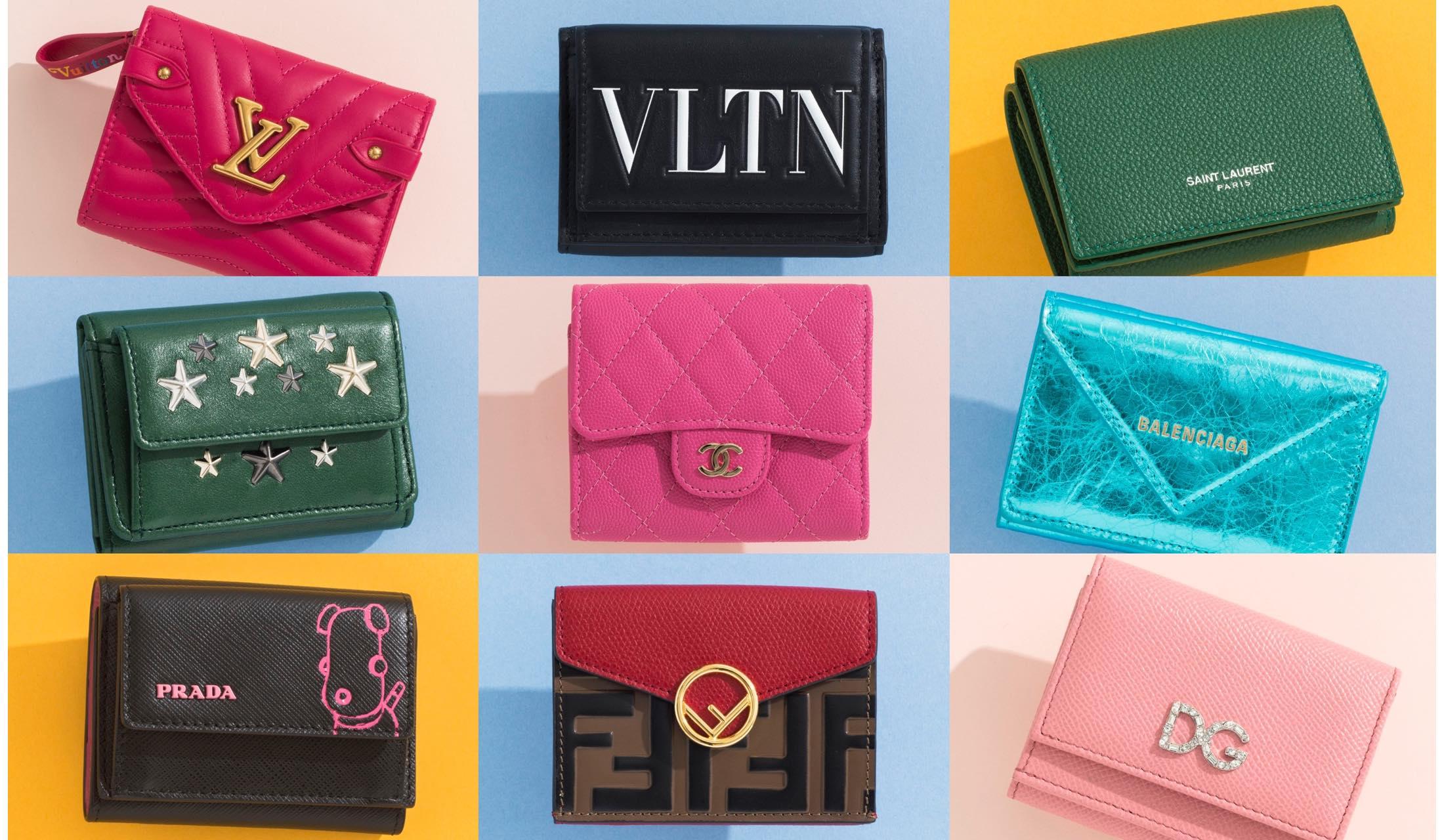 2d2c0d7cbaeb 早くも人気が殺到している人気ブランドの「三つ折り財布」13選 | Precious.jp(プレシャス)