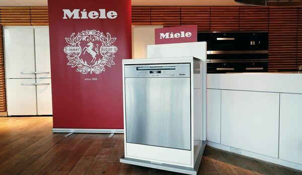 和食器の洗浄も可能に!ドイツ高級家電「Miele(ミーレ)」の食洗機の魅力