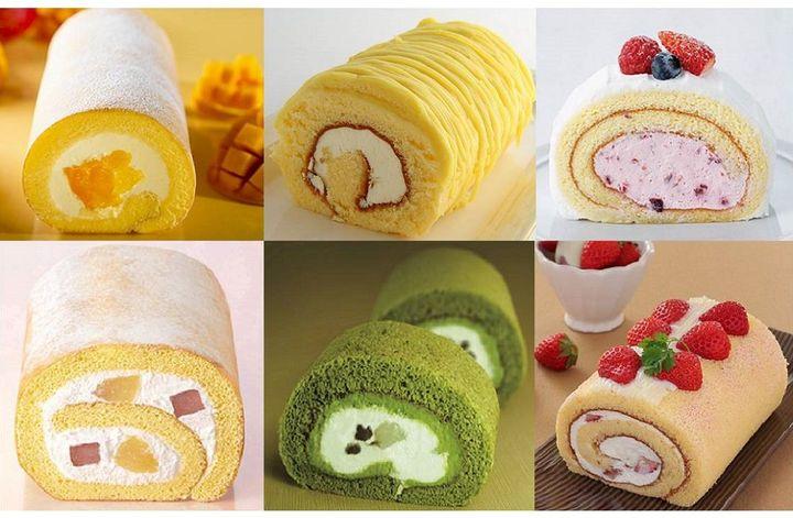 6月6日はロールケーキの日! マンゴー、モンブラン、いちご、抹茶など季節限定のもの含む全20種が登場!6月3日~6月25日「大丸東京店ロールケーキセレクション」
