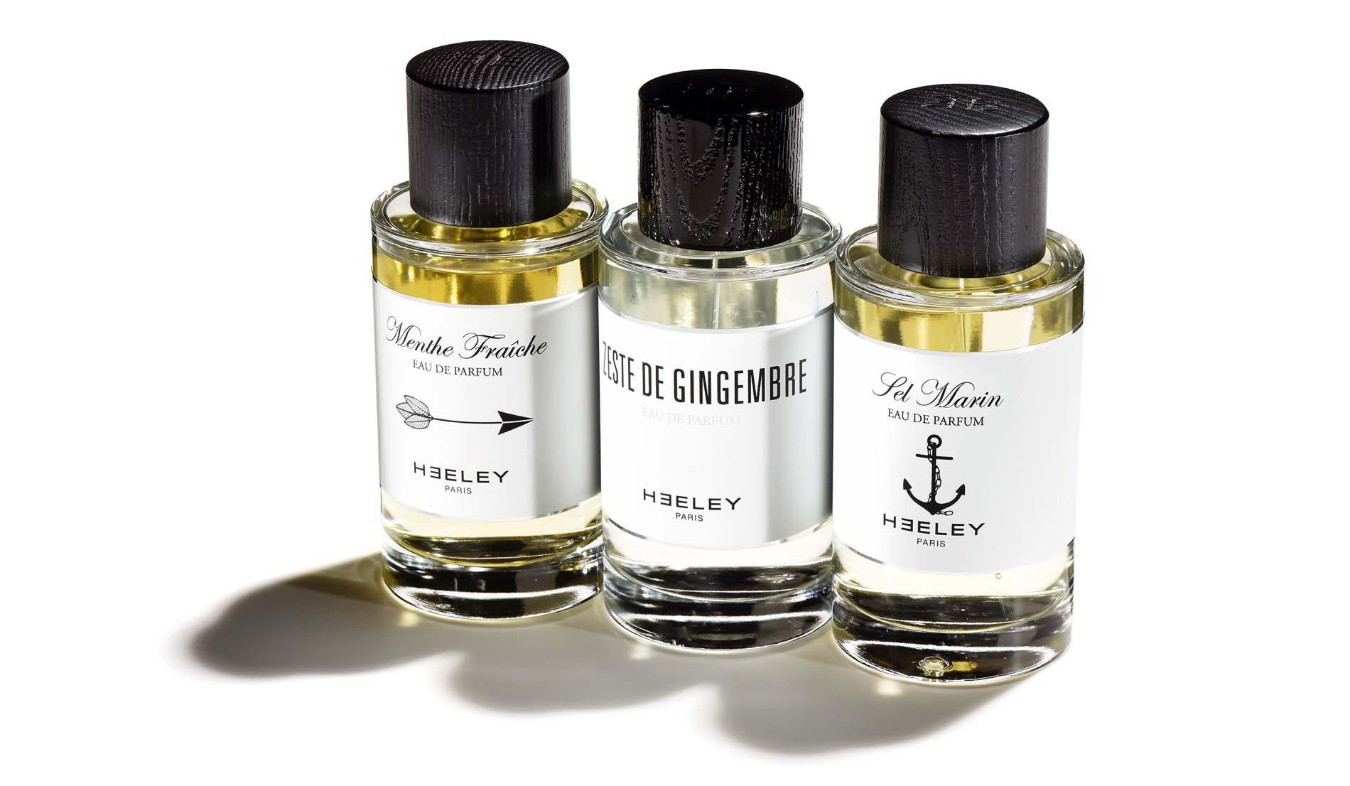 ヒーリーの香水