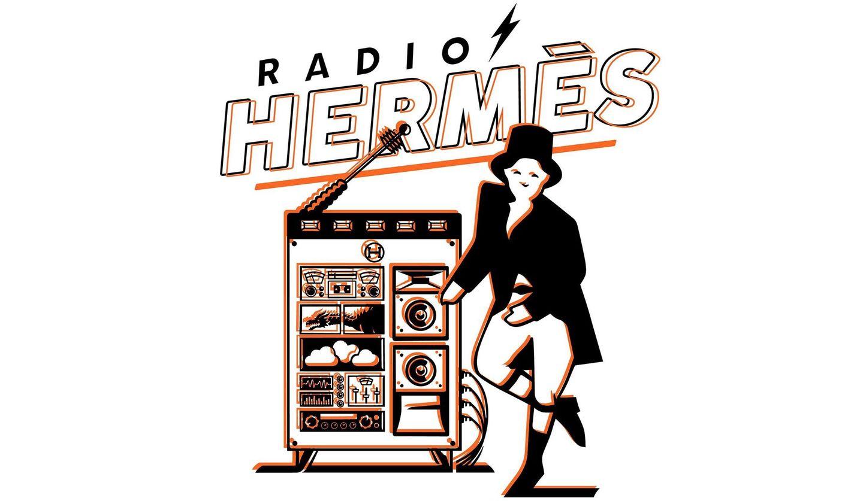 インターネットラジオ「ラジオエルメス」のイメージ