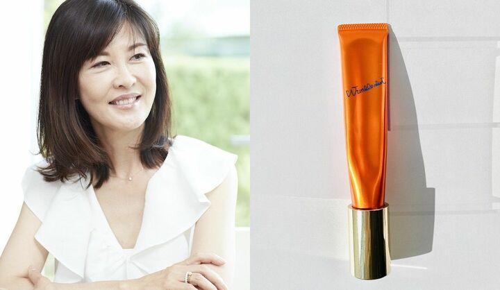 安倍佐和子さんが愛用するポーラのシワ改善美容液