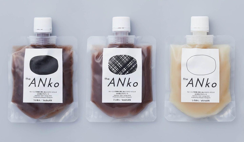 築地果汁創作所の飲むあんこ「the ANko」