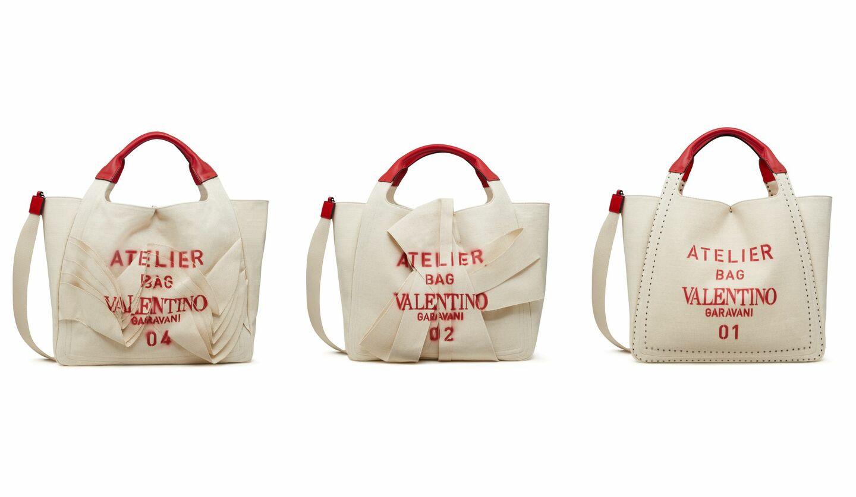 ヴァレンティノ ガラヴァーニが誇る3つのエッセンスがあしらわれた新作バッグ