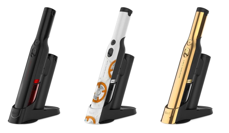 全米No.1売上掃除機ブランド「Shark(シャーク)」が2019年12月20日公開映画『スター・ウォーズ/スカイウォーカーの夜明け』とコラボ!ハンディクリーナー「EVOPOWER」と、登場キャラクターの、カイロ・レン、C-3PO、BB-8からインスピレーションを得た、数量限定デザイン登場