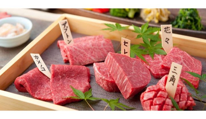 尾崎牛焼肉 銀座 ひむかの肉料理