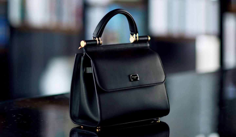 ドルチェ&ガッバーナのバッグ「シシリー」