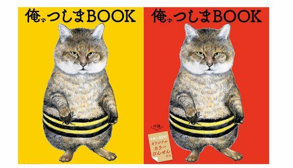 『俺、つしまBOOK』永久愛蔵版ファンブックがついに6/22発売!