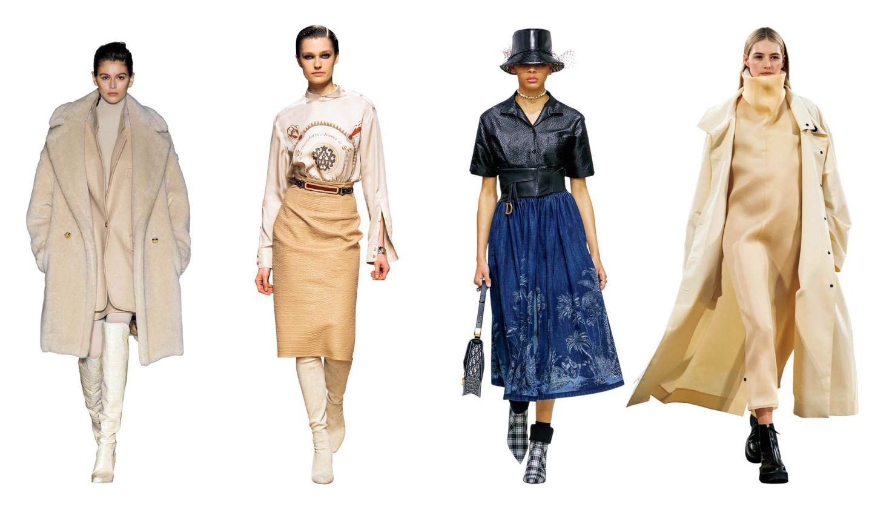 マックスマーラ、エルメス、ディオール、ザ・ロウのブーツにフォーカスした2019-20秋冬コレクション
