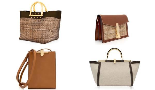 天然素材を使ったトートバッグやかごバッグが新鮮!ザンケッティの新作バッグ4選