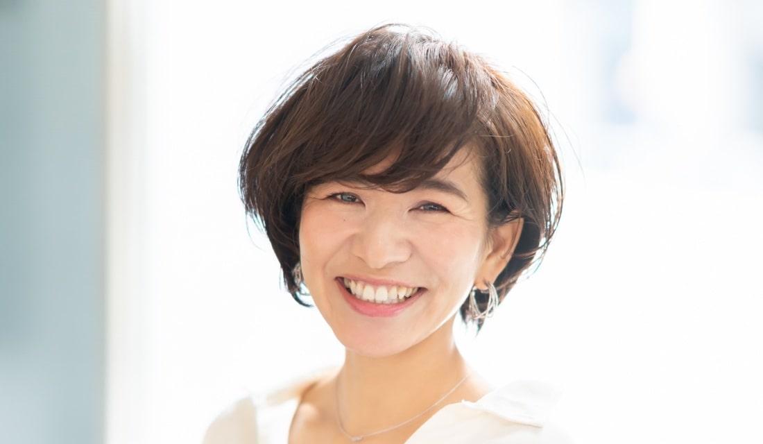 ショート代表:富永和美さん(40歳/販売