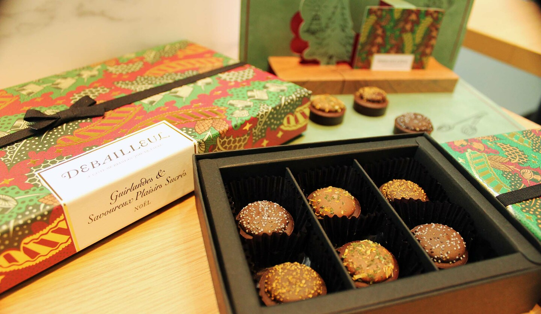 ドゥバイヨルのクリスマスコレクションの画像