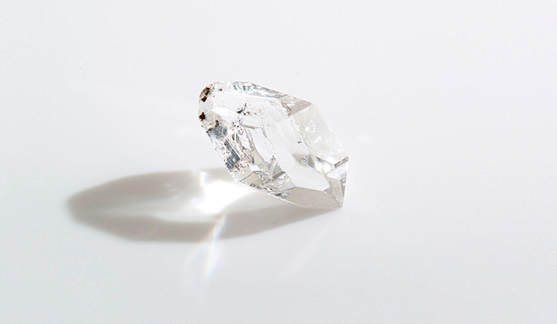 ハーキマーダイヤモンドの写真