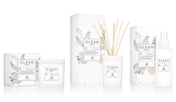 北米発ヴィーガンフレグランスブランド「CLEAN(クリーン)」から、ホームフレグランスが登場!優しい香りで安らぎの空間に