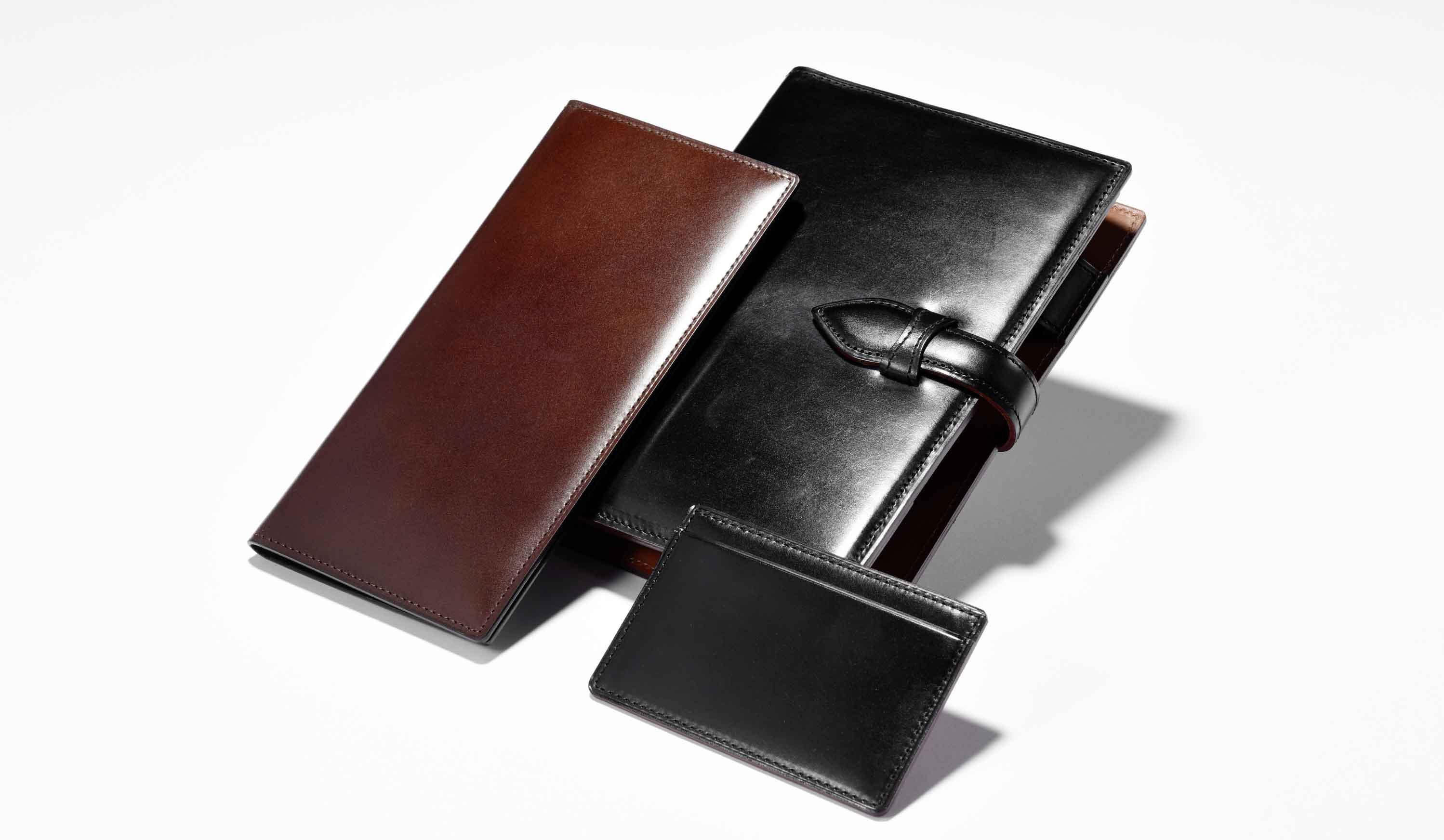 土屋鞄製作所のレザーグッズ 財布