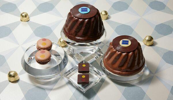 濃厚な口どけ!高級スイーツブランドの「チョコレートケーキ」4選