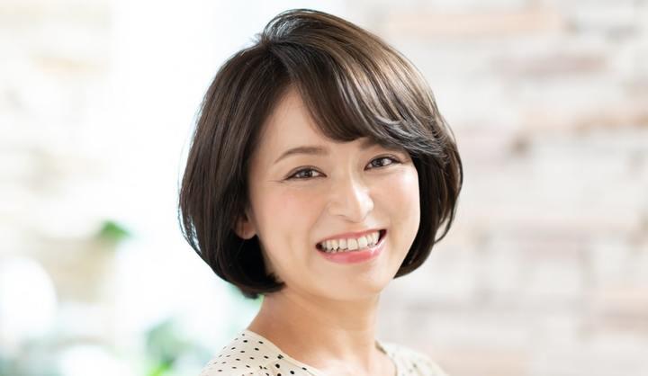 MINX銀座店スタイリストの田中亜樹さんが手がけたボブヘア