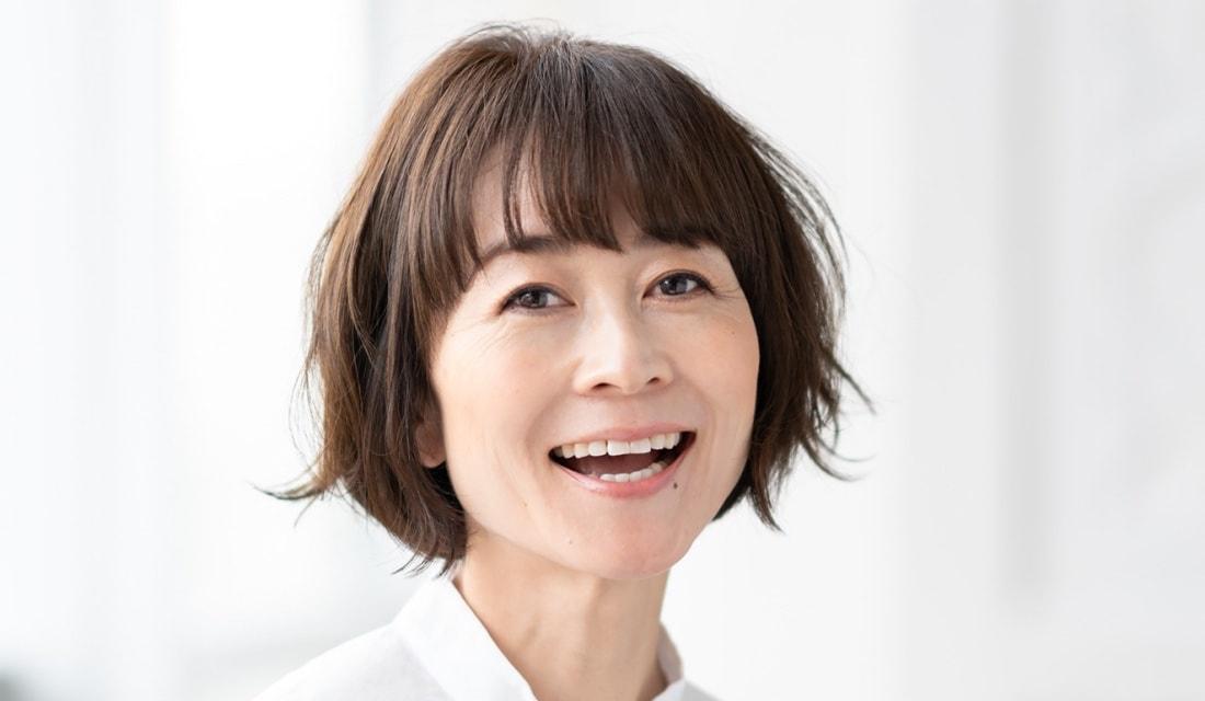 GARDEN Tokyoのトップスタイリスト・本木亜美さんが手がけたショートヘアの女性