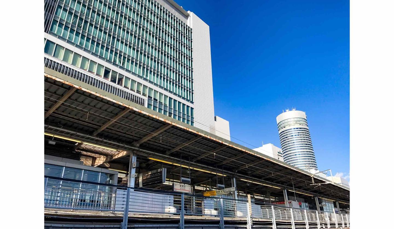 新横浜駅外観