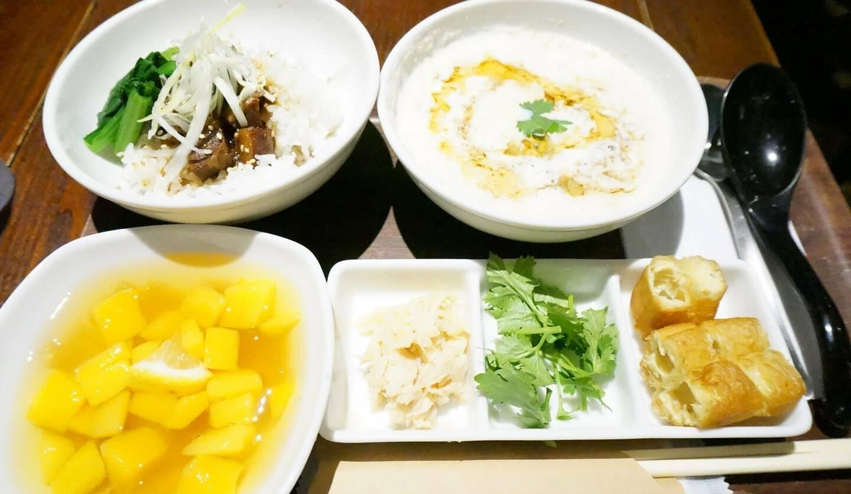 春水堂台湾フェアの「台湾食べ歩きセット」