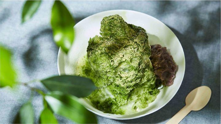 神宮前 らかん・果では、今年の夏も「低糖質かき氷」の提供を7月1日より期間限定でスタート