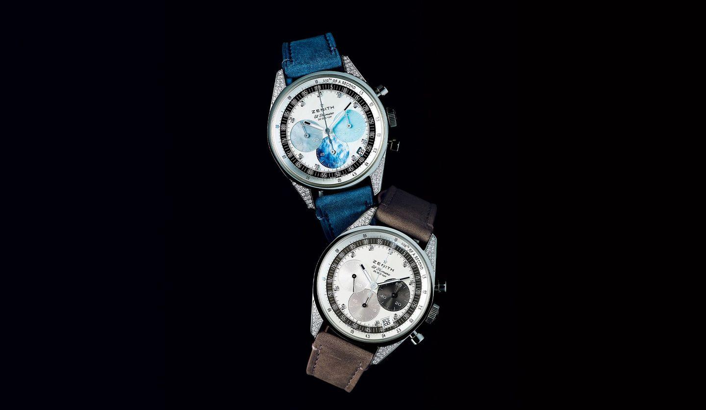 ゼニスの時計『クロノマスター オリジナル ダイヤモンド』