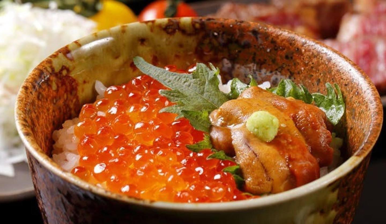 志古津/ANAクラウンプラザホテル千歳の海鮮丼