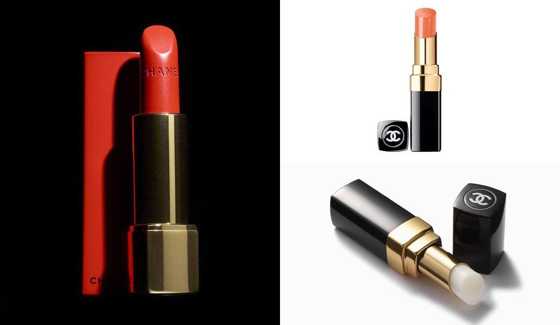 シャネル(CHANEL)口紅6選|人気色「赤」を含む名作ルージュをカラー別にご紹介