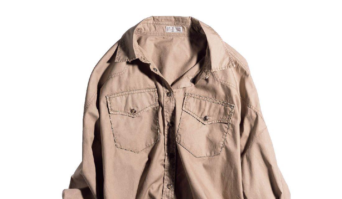 ブルネロ クチネリのシャツ